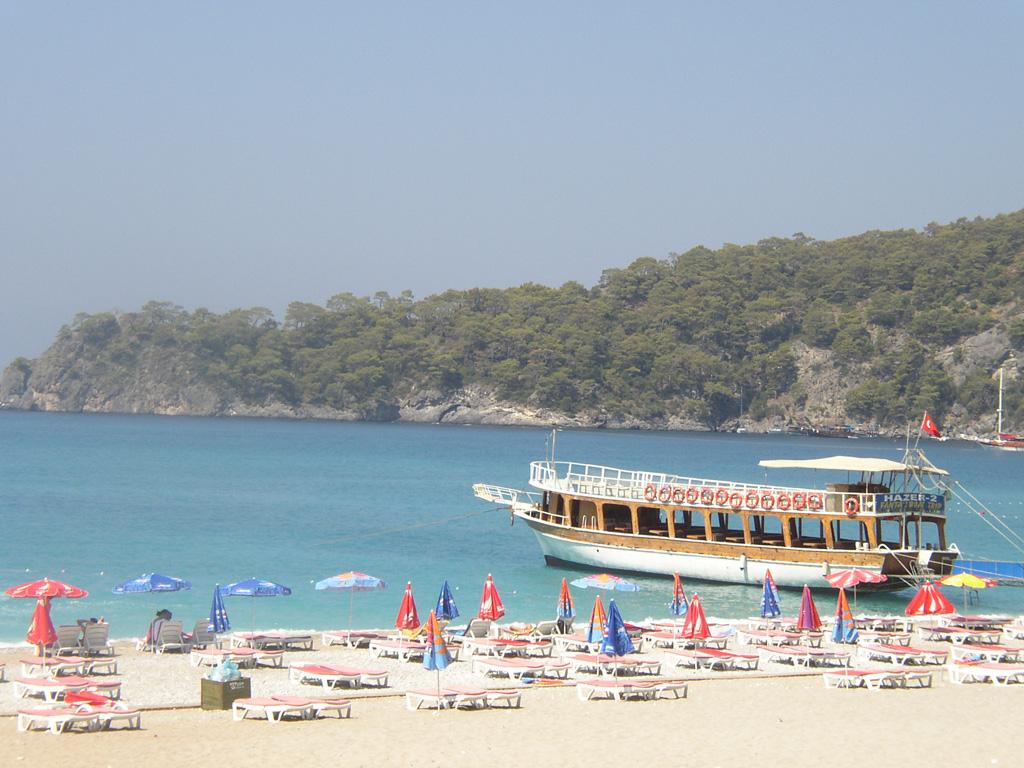 Пляж Олюдениз в США, фото 8