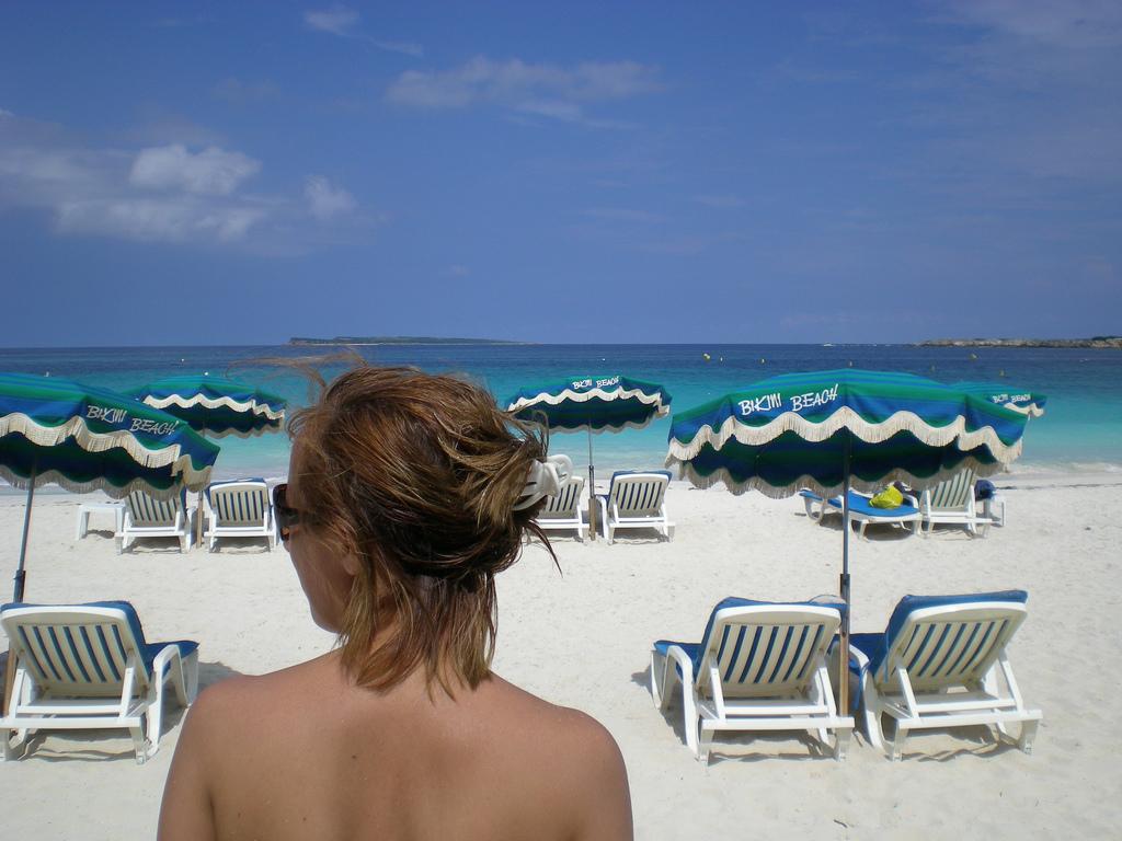 Пляж Ориент на Сен-Мартене, фото 2