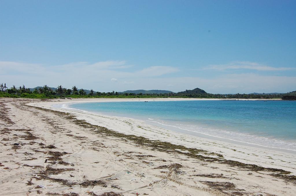 Пляж острова Ломбок в Индонезии, фото 3