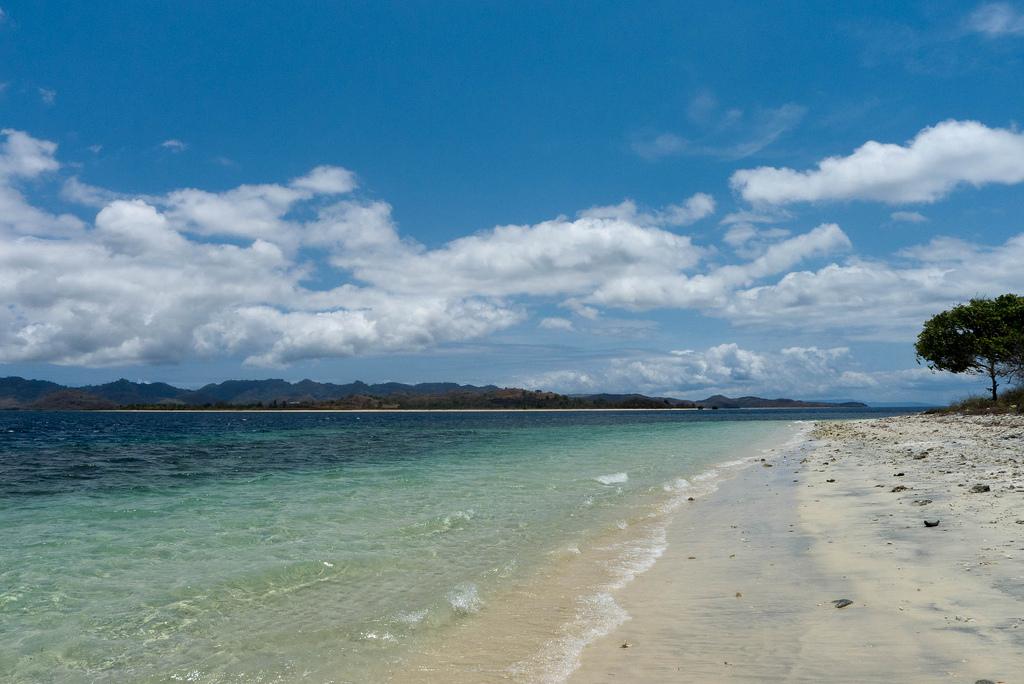 Пляж острова Ломбок в Индонезии, фото 4