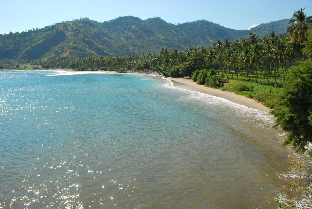 Пляж острова Ломбок в Индонезии, фото 6