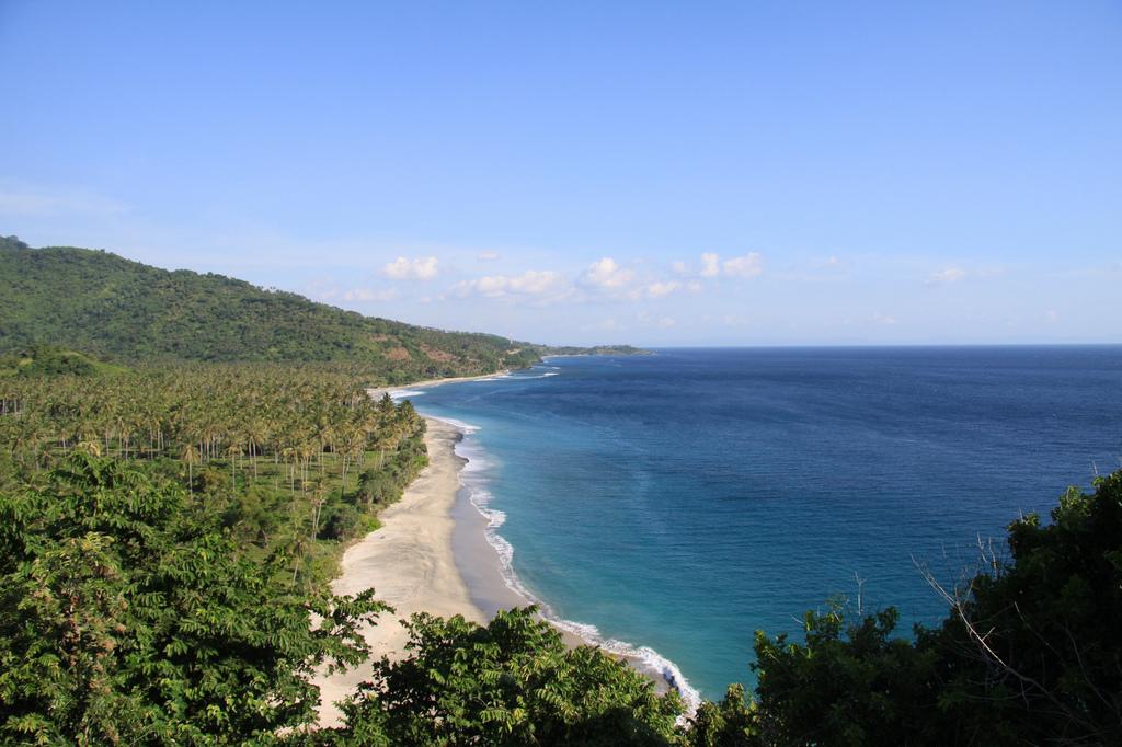 Пляж острова Ломбок в Индонезии, фото 7