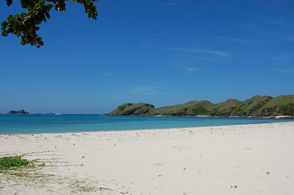 Пляж острова Ломбок в Индонезии, фото 8