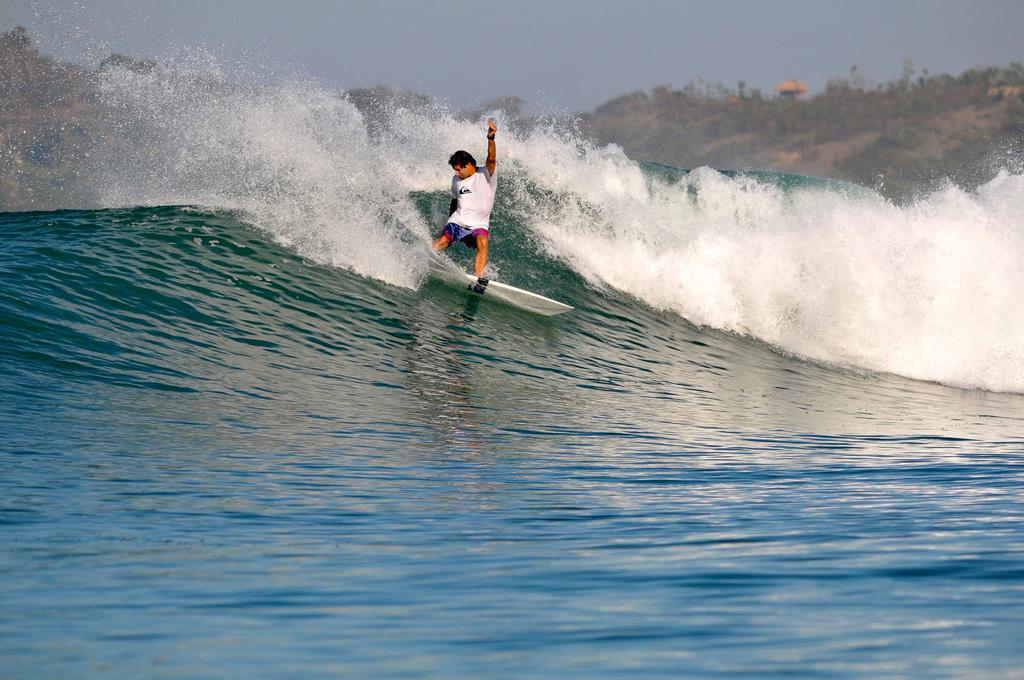 Пляж острова Ломбок в Индонезии, фото 11