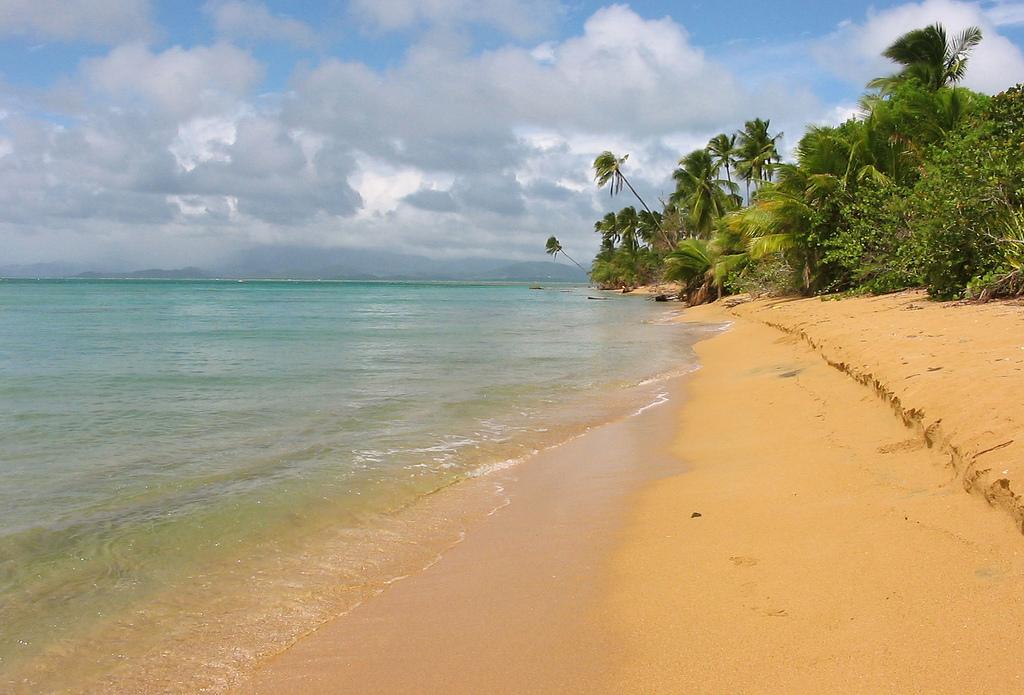 Пляж острова Вьекес в Пуэрто-Рико, фото 1