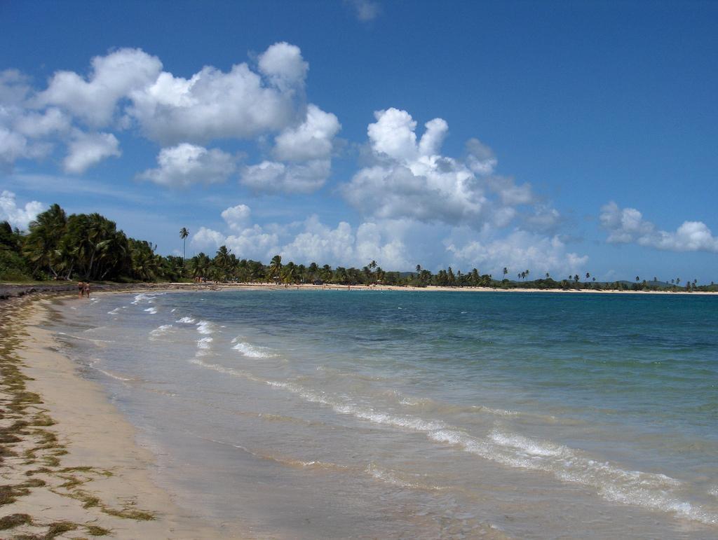 Пляж острова Вьекес в Пуэрто-Рико, фото 3