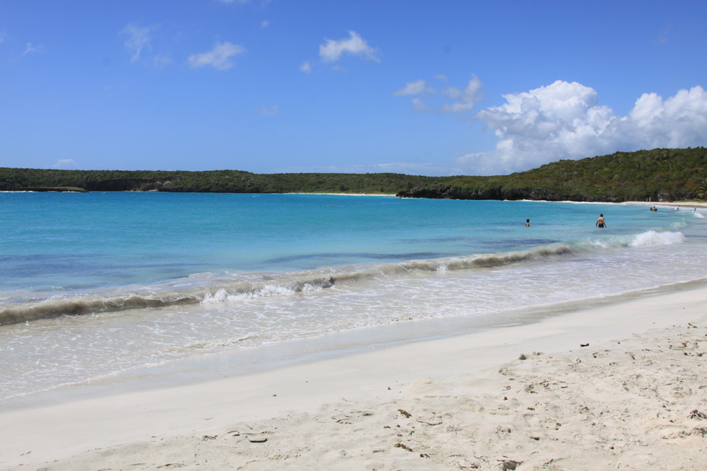 Пляж острова Вьекес в Пуэрто-Рико, фото 6