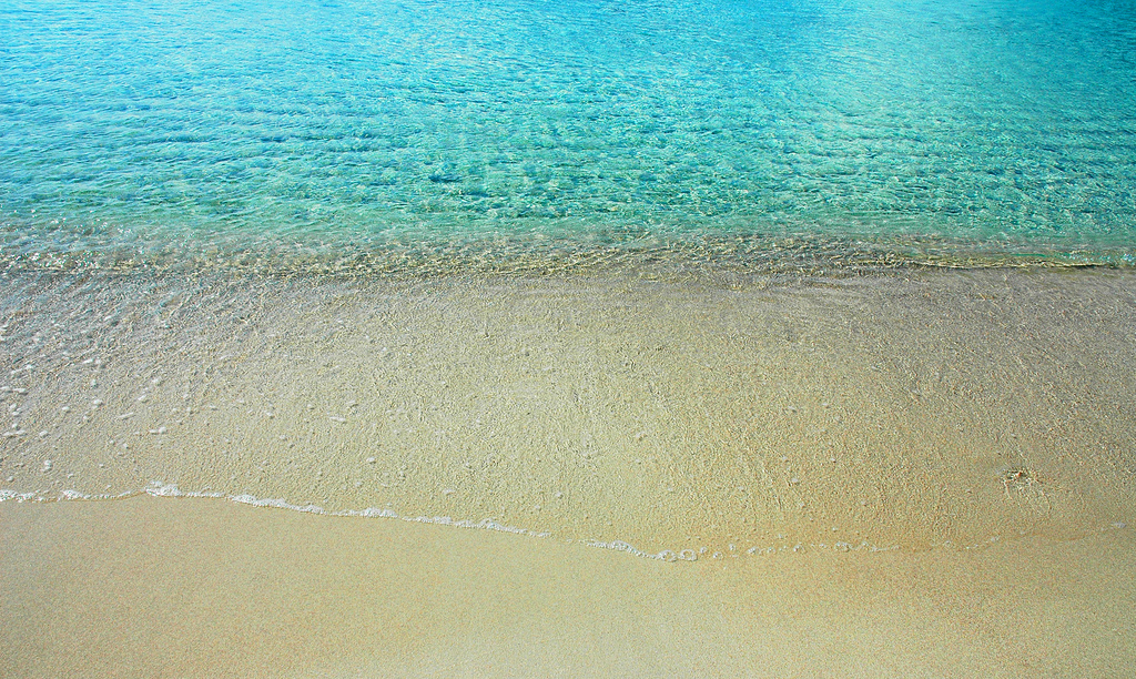Пляж Паломбаджа во Франции, фото 3