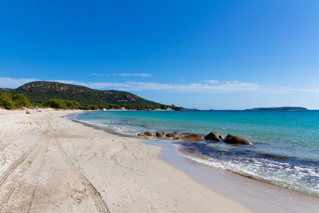 Пляж Паломбаджа во Франции, фото 6