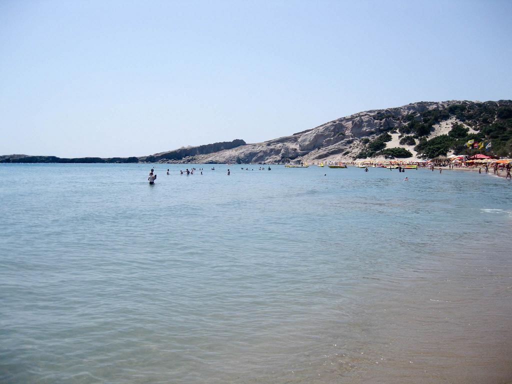 Пляж Парадайз в Греции, фото 3