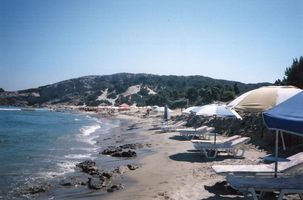 Пляж Парадайз в Греции, фото 4
