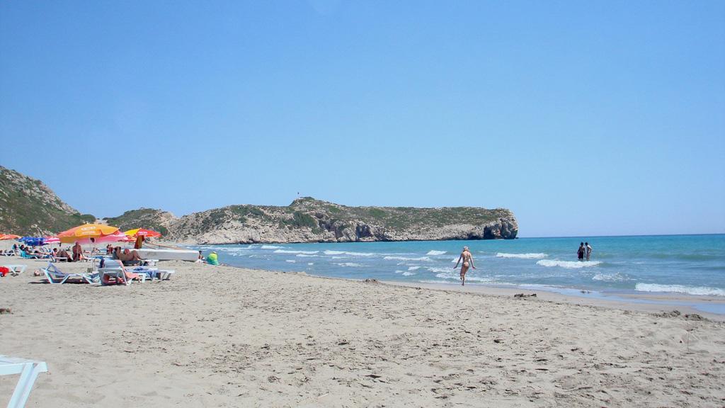 Пляж Патара в Турции, фото 2