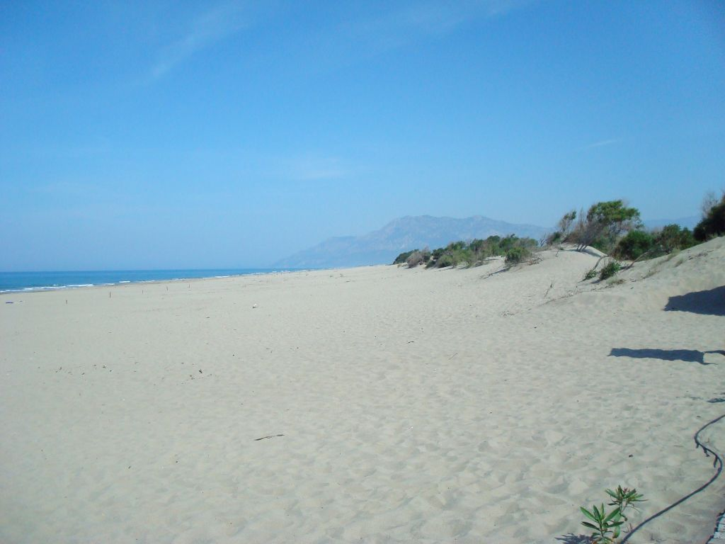 Пляж Патара в Турции, фото 4