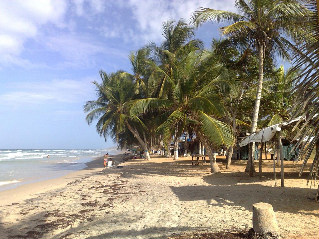 Пляж Плайя Гуакуко в Венесуэле, фото 2