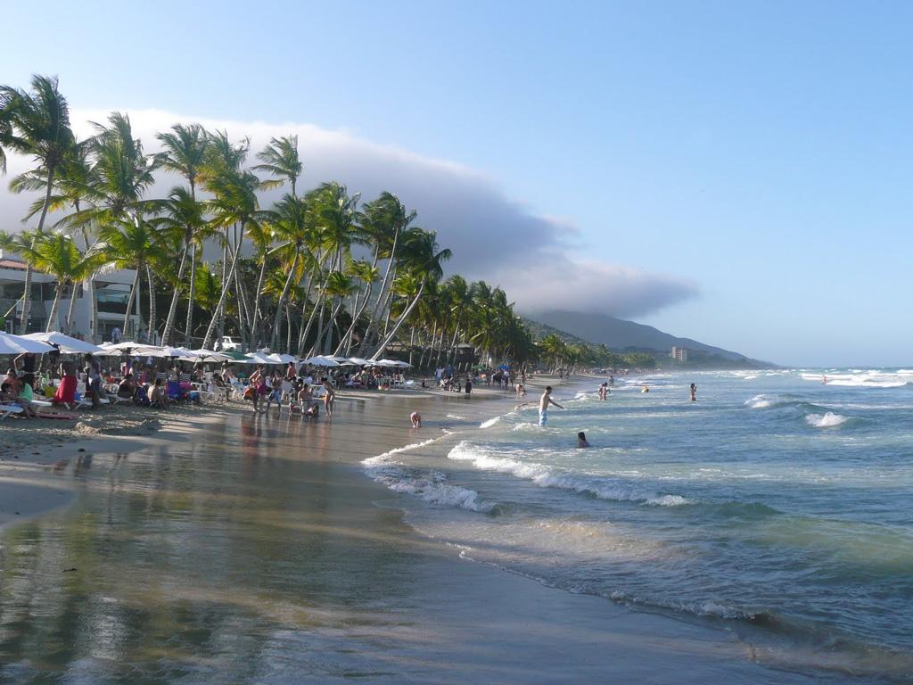 Пляж Плайя Гуакуко в Венесуэле, фото 5