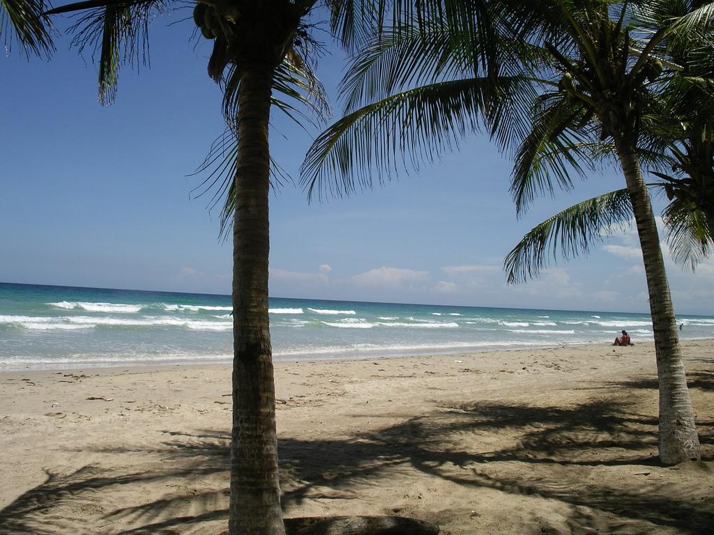 Пляж Плайя Гуакуко в Венесуэле, фото 6