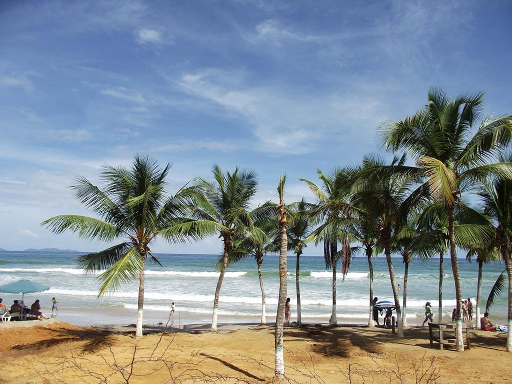 Пляж Плайя Гуакуко в Венесуэле, фото 9