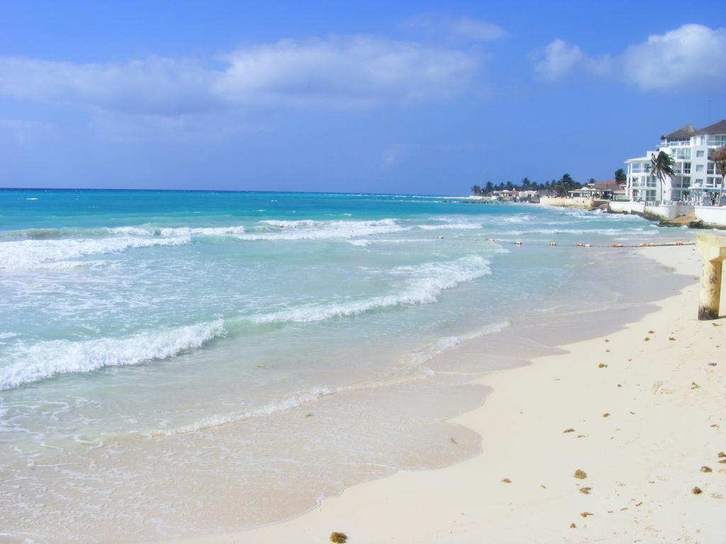 Пляж Плая-дель-Кармен в Мексике, фото 3