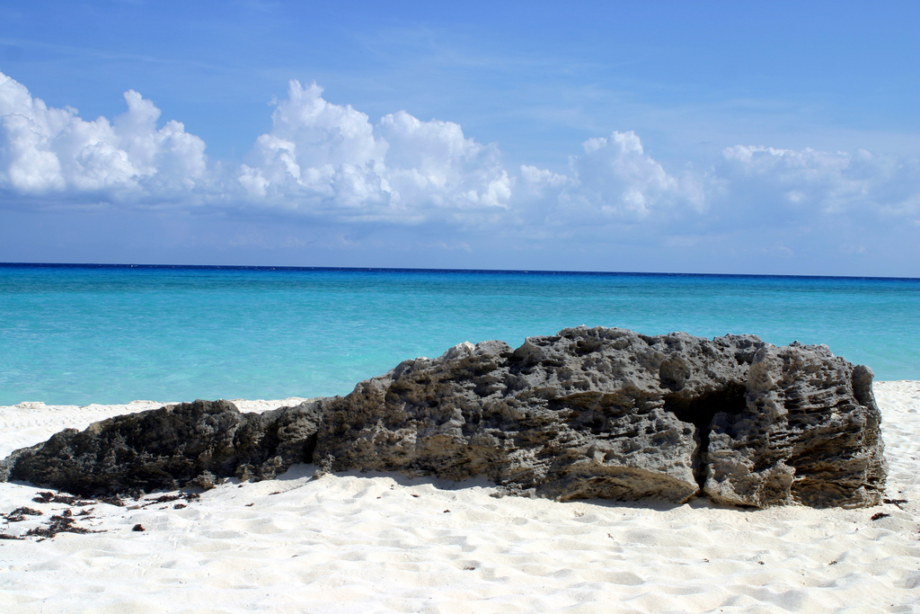Пляж Плая-дель-Кармен в Мексике, фото 4