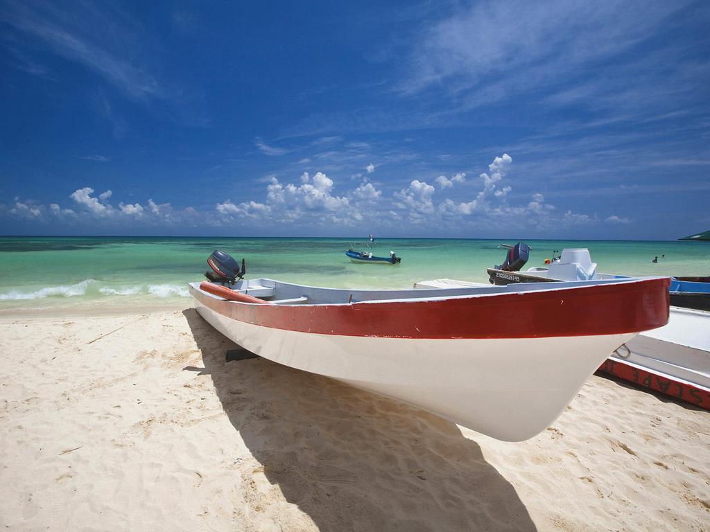 Пляж Плая-дель-Кармен в Мексике, фото 6