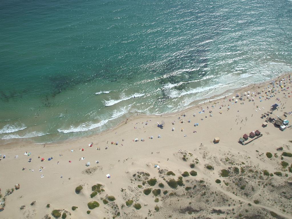 Пляж Приморско в Болгарии, фото 3