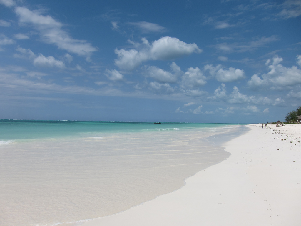 Пляж Пвани Мчангани в Занзибаре, фото 2