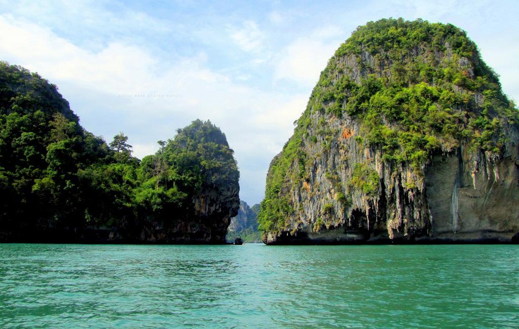 Пляж Рейли в Таиланде, фото 1