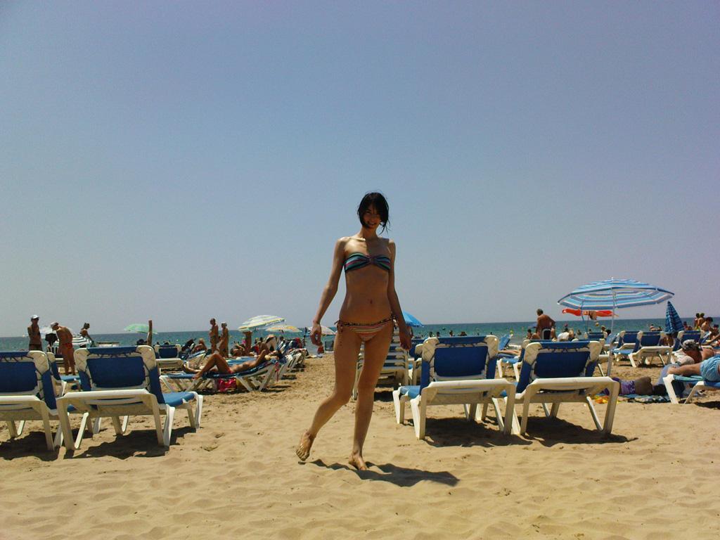 Пляж Салоу в Испании, фото 1