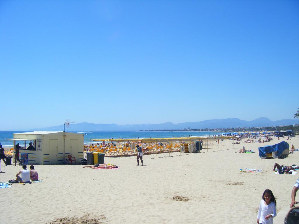 Пляж Салоу в Испании, фото 5
