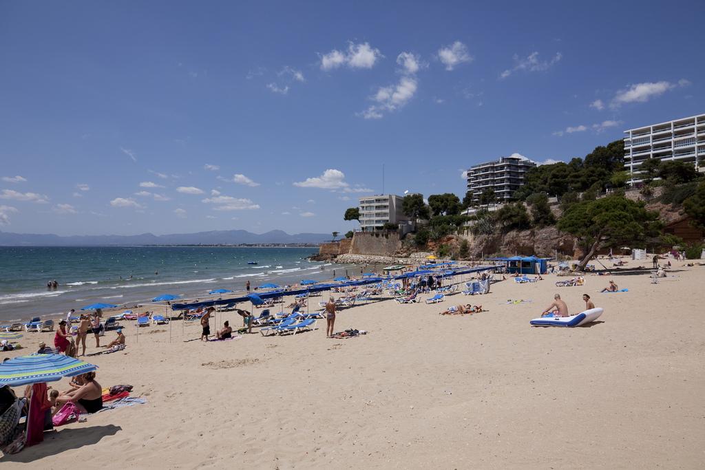 Пляж Салоу в Испании, фото 6