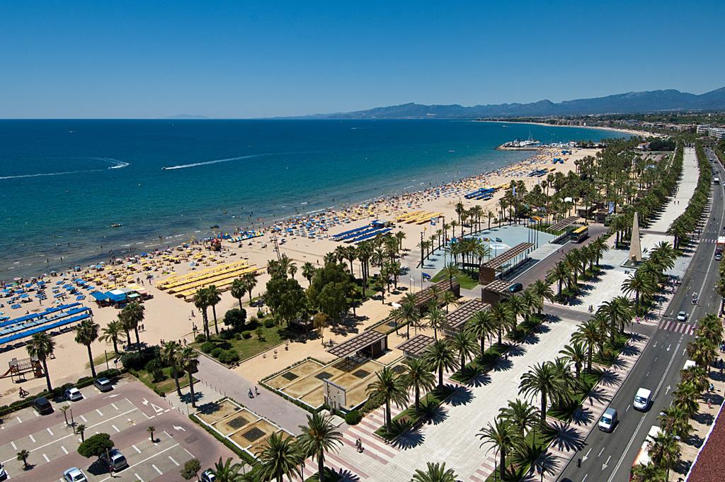 Пляж Салоу в Испании, фото 9