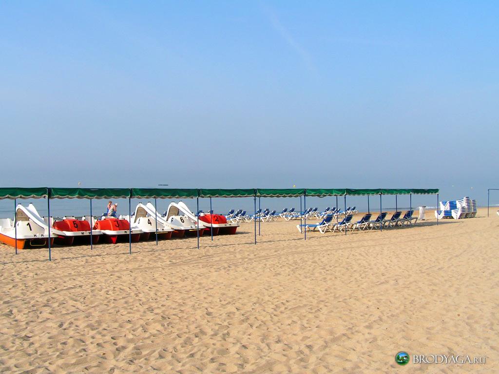 Пляж Салоу в Испании, фото 11