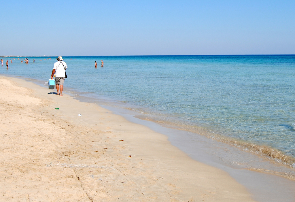 Пляж Сан Пьетро в Италии, фото 3