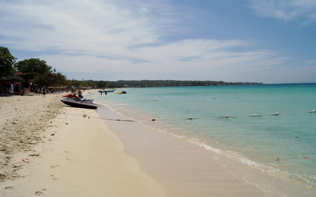 Пляж Севен Майл на Каймановых островах, фото 7