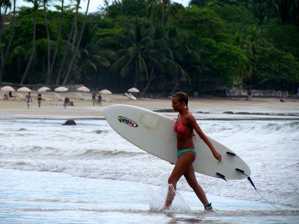 Пляж Тамариндо в Коста-Рике, фото 1