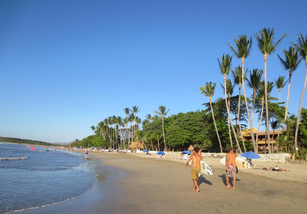Пляж Тамариндо в Коста-Рике, фото 2