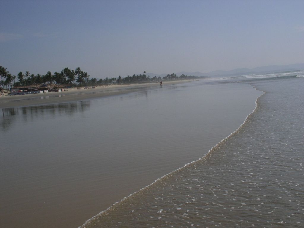 Пляж Варка в Индии, фото 2
