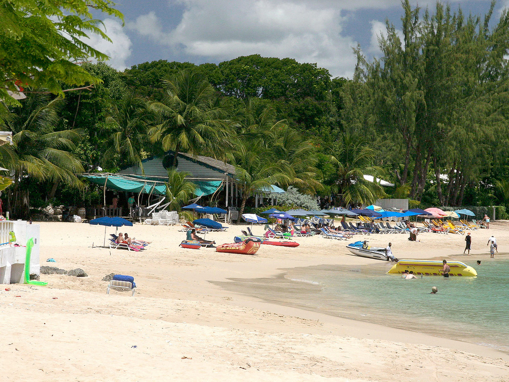 Пляж Хейвудс в Барбадосе, фото 1