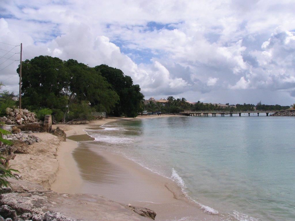 Пляж Хейвудс в Барбадосе, фото 5