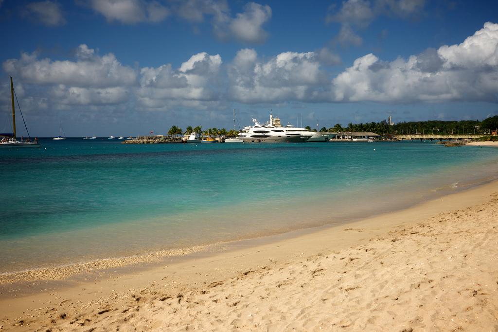 Пляж Хейвудс в Барбадосе, фото 7