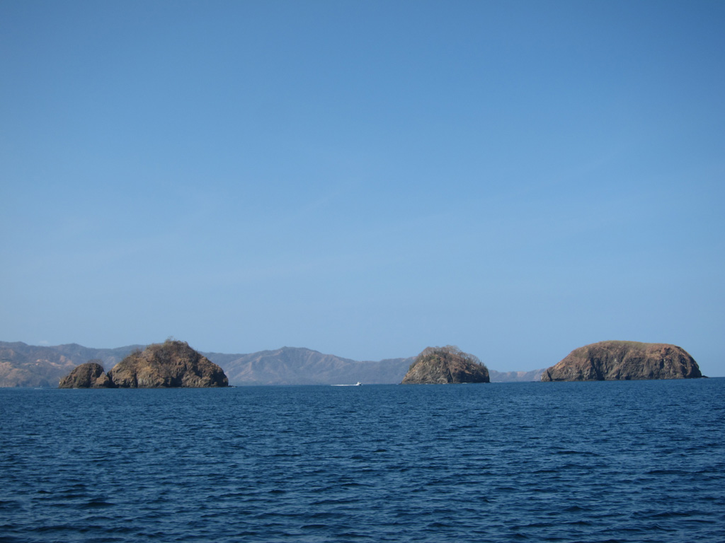 Пляж залива Папагайо в Коста-Рике, фото 3