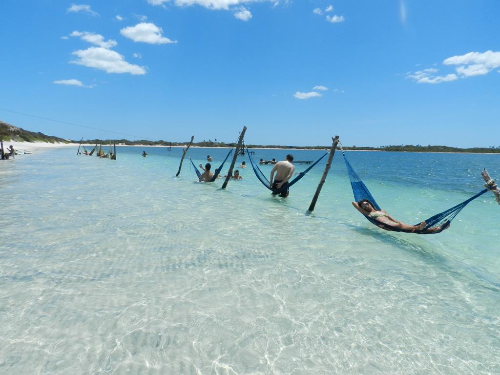 Пляж Жерикоакоара в Бразилии, фото 3