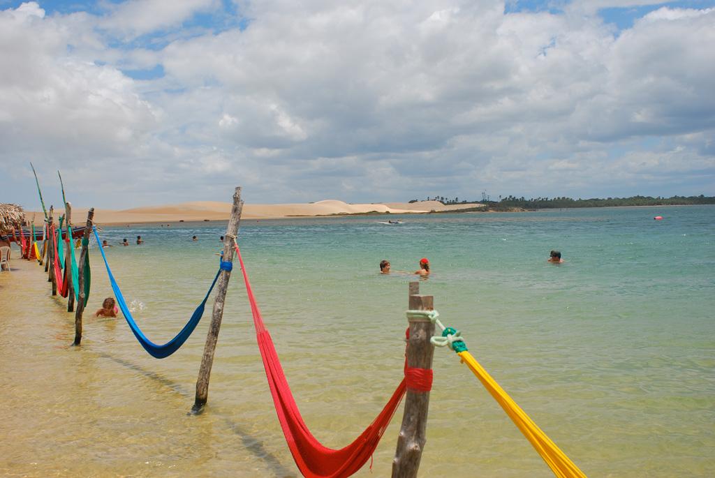 Пляж Жерикоакоара в Бразилии, фото 7