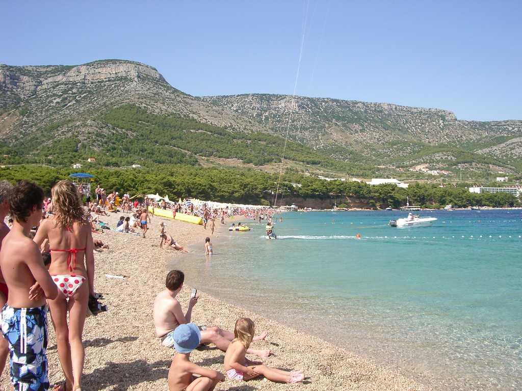 Пляж Златни Рат в Хорватии, фото 3