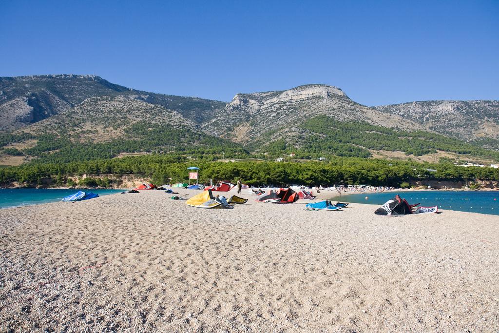 Пляж Златни Рат в Хорватии, фото 5