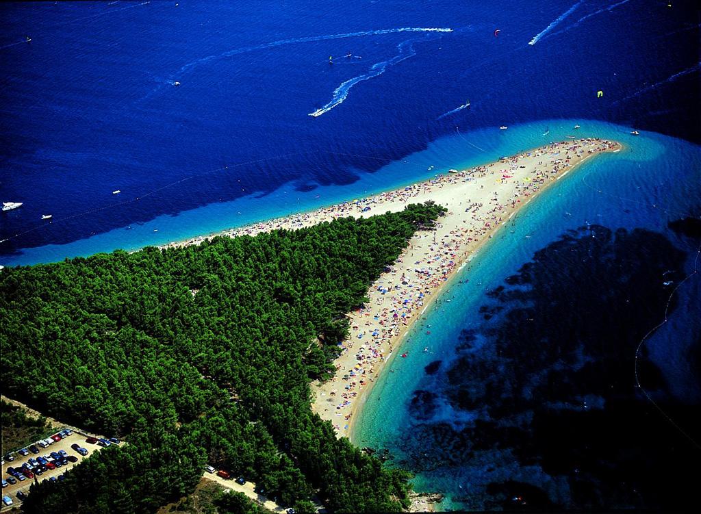 Пляж Златни Рат в Хорватии, фото 6