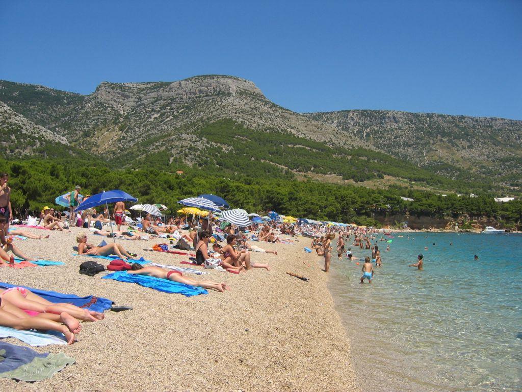 Пляж Златни Рат в Хорватии, фото 8