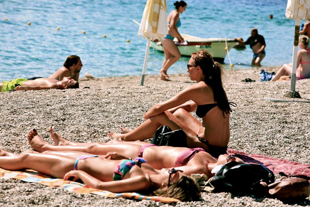 Пляж Златни Рат в Хорватии, фото 10