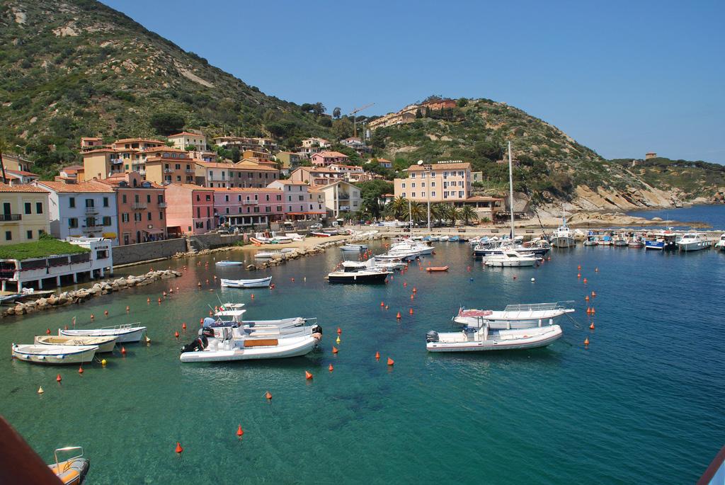Остров Джилио в Италии, фото 12