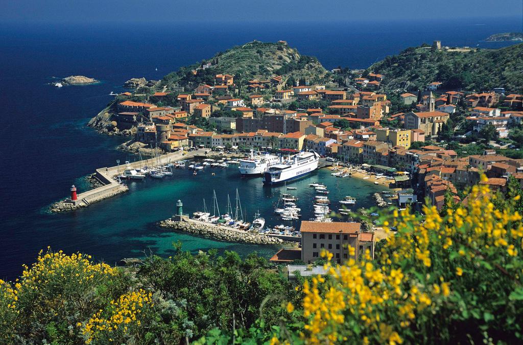 Остров Джилио в Италии, фото 14